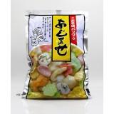 80gWakabato七彩蝦片