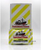 25gF.FRIEND漁夫之寶潤喉糖。檸檬味