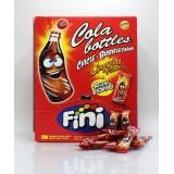 Fini西班牙夾心吹波糖。可樂