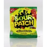 90g美國SourPatch軟糖。砂酸什果味