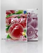 51gMeiji明治100%果汁軟糖。蜜桃