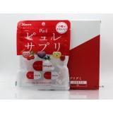 72gKanro Pure心形什果軟糖