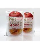 63g 甘樂心形夾心軟糖 - 蜂蜜蘋果味