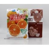 51g明治100%果汁者喱塘-桔橘