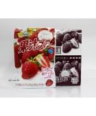 51g 明治 100%果汁者喱塘 - 草 莓