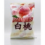 75gMeito水果糖。白桃