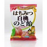 110gNobel蜂蜜白桃喉糖
