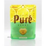 35gKanro甘樂鮮果軟糖。檸檬