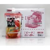 130g(錫袋)ORIHIRO蒟蒻者喱。蜜桃味