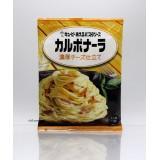 70g日本丘比意粉醬。濃厚芝士卡邦尼