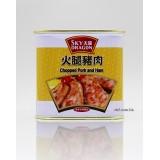 340g天龍牌火腿豬肉