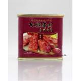 340g天龍牌火腿豬肉。臺式紅蔥
