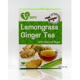 12gVcare薑茶。香茅