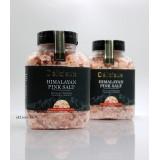 620gDelicieux喜馬拉雅山紅岩鹽。粗粒