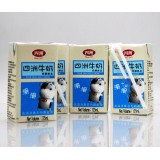125ml四洲牛奶(紙包裝)