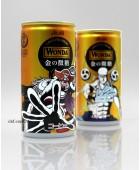 185gAsahi-Wonda朝日咖啡。奶滑,微糖