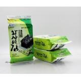 (3包裝)韓國烤紫菜。芥末