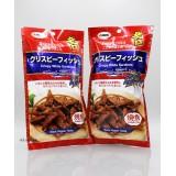25g日本Maruesu。黑椒香脆沙甸魚