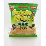 55g(24裝)卡樂B薯片。紫菜