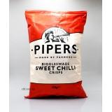 150g英國Pipers手工薯片。甜紅椒味