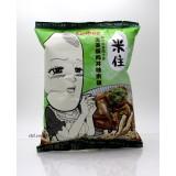 55g卡樂B米住米條。生姜豚肉丼味