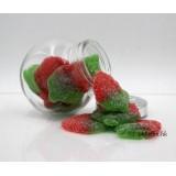 1.5kg袋裝橡皮糖-超酸巨型草莓片