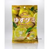 102g春日井橡皮糖。檸檬