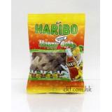 100gHARIBO酸沙可樂樽橡皮糖